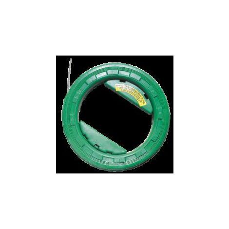 Aiguille en nylon sous carter plastique Ø 4mm/10m - 397003 - E-Robur