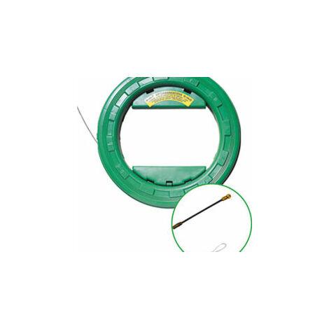 Aiguille en nylon sous carter plastique Ø 4mm/20m - 227001 - E-Robur