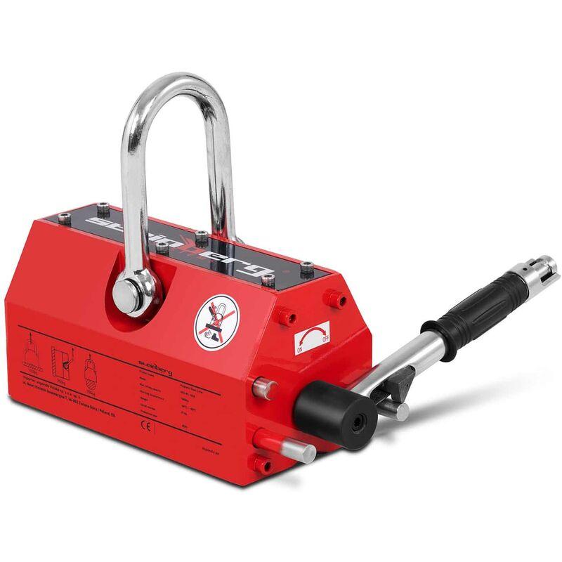 Aimant De Levage Manuel Magnet Magnétique Lifting Magnet 1000 Kg