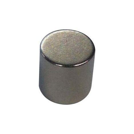 Aimant permanent Marquardt 400.043.011-00 cylindrique NdFeB Température limite (max.): +80 °C 1 pc(s) Y467491