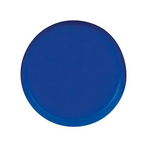 Aimant rond bleu 20mm Eclipse 1 PCS