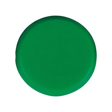 Aimant rond vert 20mm Eclipse 1 PCS