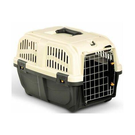 AIME Panier de transport Skudo - Pour chien et chat