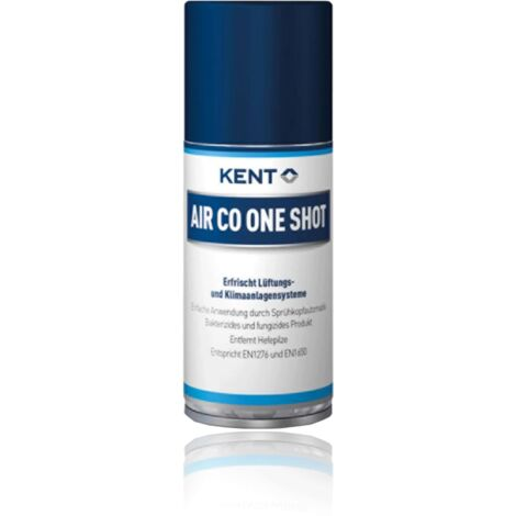 Air co one shot, nettoyant climatisation voiture - 100 ml - KENT