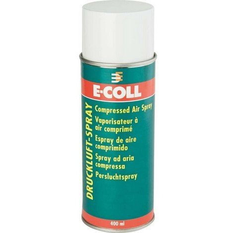 Air comprimé aérosol 400ml E-COLL 1 PCS