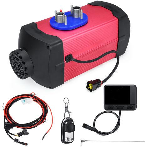 Air Diesel Heater 8Kw 12V Lcd Switch Para camiones Autocaravanas Barco Autobús Van Hasaki