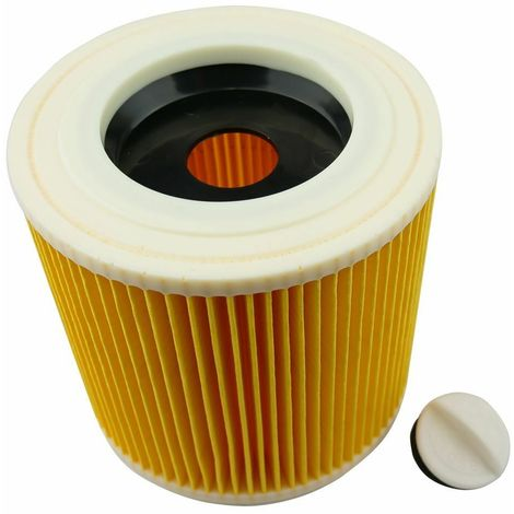 Air Filter Fits Karcher MV2 WD2.200 WD3.500 A2504