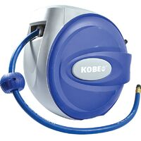 Air Hose Reel 10mm x 20M - Rubber Retractable