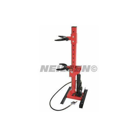 Air hydraulic coil spring compressor next day delivery 1000kg capacity
