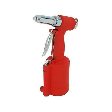 Air Hydraulic Pop Riveter 4 Nose Pieces 90PSI