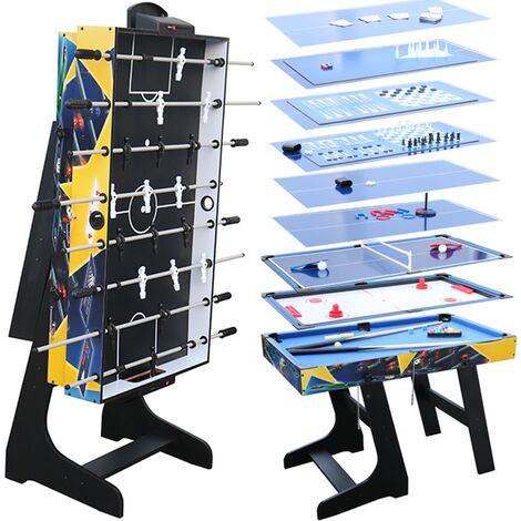 Air League 12 in 1 Folding Games Table