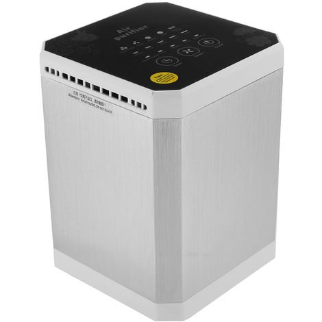 Air Purifier 3 IN 1 Filter 1200W Negative Ion Super Quiet 5 Hours