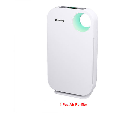 Air Purifier True Hepa Filter 300M3 / H 5 Stage 4 Speed ??Odor Allergies Smoke Pm2.5 Hasaki