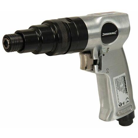 """Air Screwdriver Reversible 6.35mm (1/4"""")"""