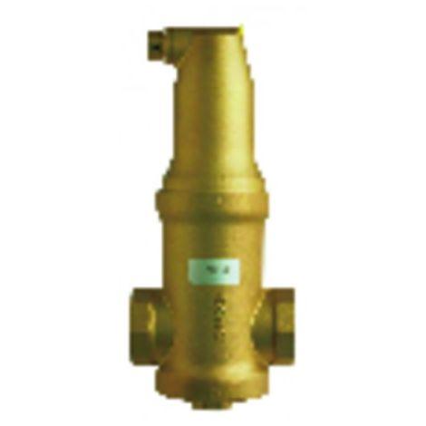 Air separator Zeparo ZUV 20 in 1 1/4? - IMI HYDRONIC : 7891132
