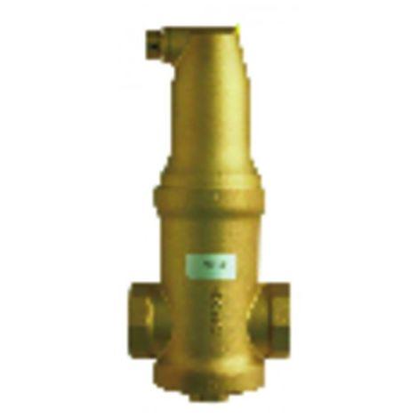 Air separator Zeparo ZUV 20 in 3/4? - IMI HYDRONIC : 7891120