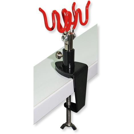 Airbrush Gun Holder for 2 Guns Table Mounting