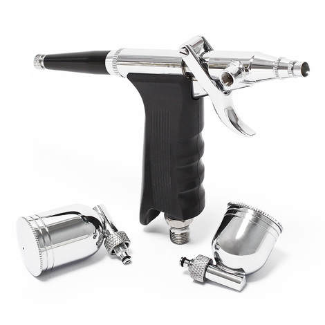 Airbrush Gun Type 116 double action function