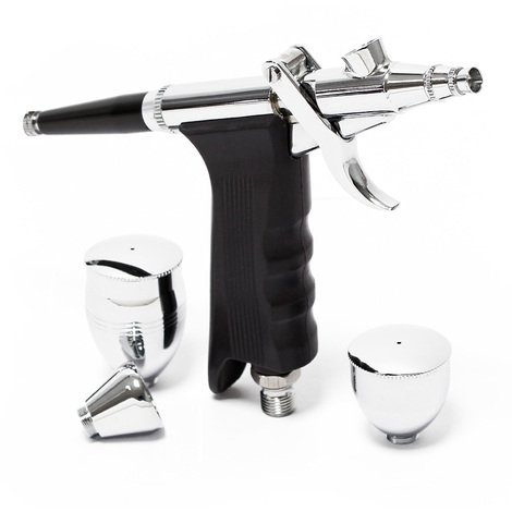 Airbrush Gun Type 118 double action function