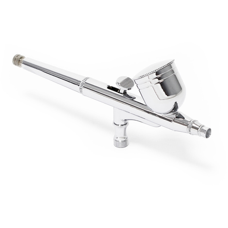 Airbrush Gun Type 130 double action function