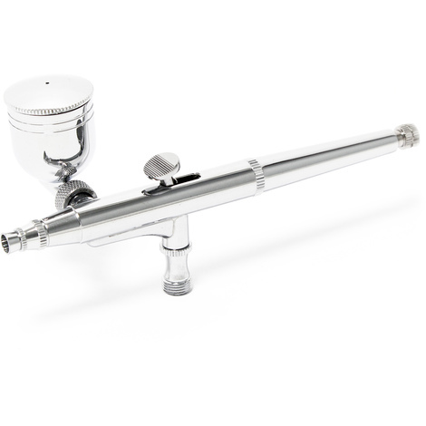 Airbrush Gun Type 132 double action function & lateral cup