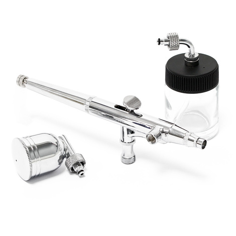 Airbrush Gun Type 134 double action function