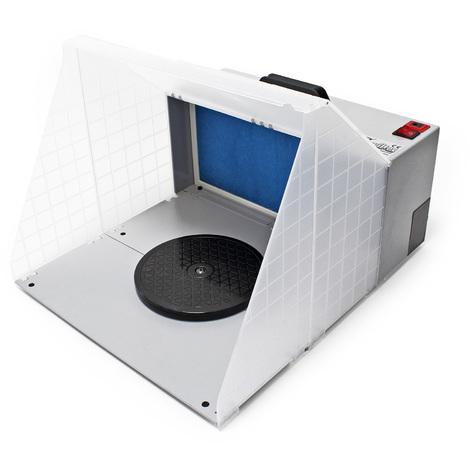 Airbrush Suction Unit 4m³/min HS-E420DC 12 Volt