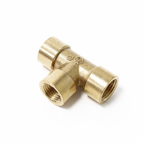 """Airbrush T-Voies connecteur 3x 12.91mm (1/4"""") pour compresseur AS196AW"""