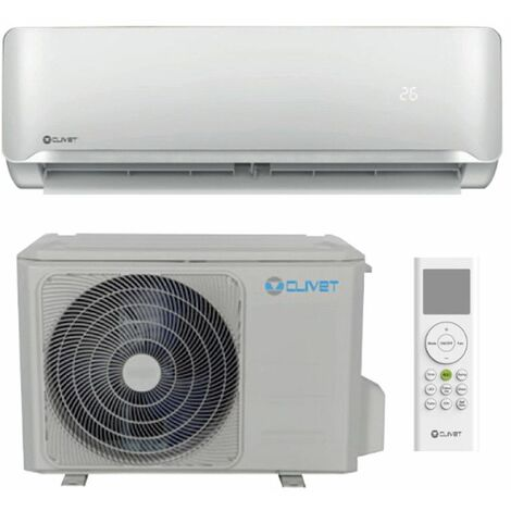 Aire acondicionado Clivet Essential 2 inverter 4300 frigorias 5.3 kw R32