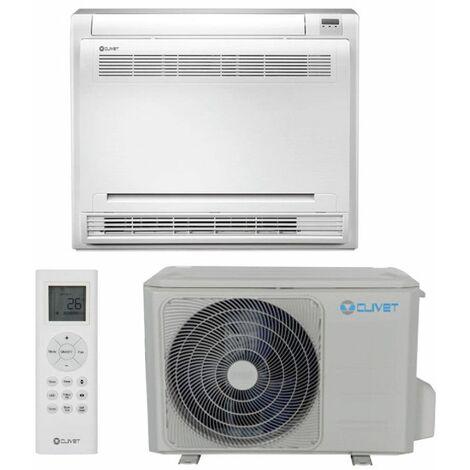Aire acondicionado Console Clivet 3.5 kw 3000 frigorias R32