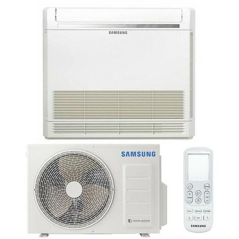 Aire acondicionado Console Samsung 3000 frigorìas 3.5 KW R32 A++/A+