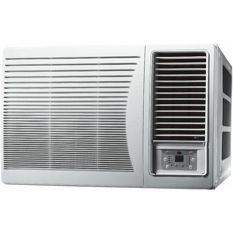 Aire acondicionado de ventana Inverter solo frío clase A gas de 3139 frigorías