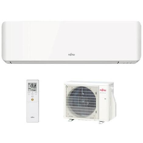 Aire Acondicionado Fujitsu ASY25UIKM-AOYG09KMTA Split Inverter A++/A+ 2150 fg/h 20 dB Blanco