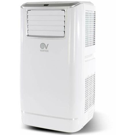 Aire acondicionado móvil monobloque de 3200W
