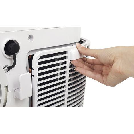 Mantenimiento de un aire acondicionado
