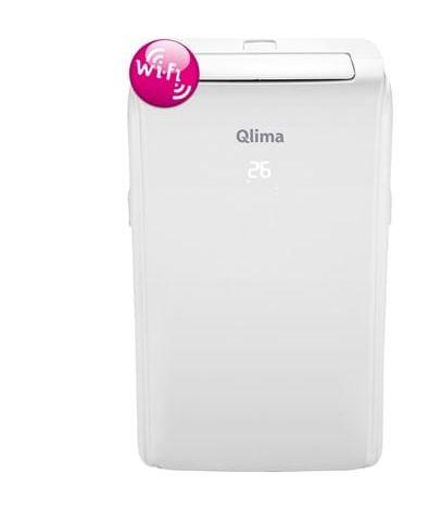 Aire acondicionado portatil-Capacidad refriger:2.800 W (2,408 Frig)