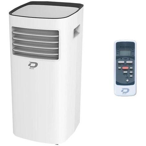 Aire acondicionado portátil Naicon 2200 frigoria, Frío Gas R290 D. IGLU1.2