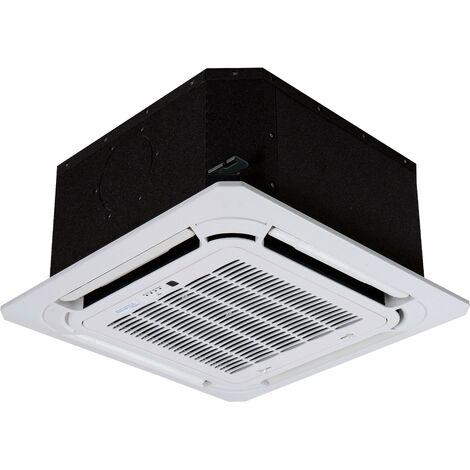 Aire acondicionado split cassette Inverter bomba de calor A++/A+ gas R32 MUCSR-12-H9 de 3019 frigorias