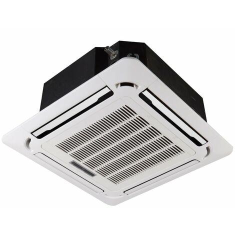 Aire acondicionado split cassette Inverter bomba de calor A++/A+ gas R32 MUCSR-36-H9 de 9074 frigorias