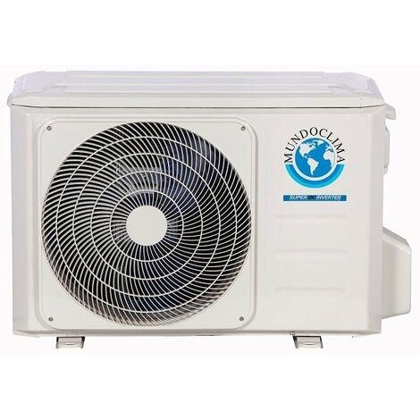 Aire acondicionado split conducto Inverter bomba de calor A++/A+ gas R32 MUCR-36-H9 de 9065 frigorias