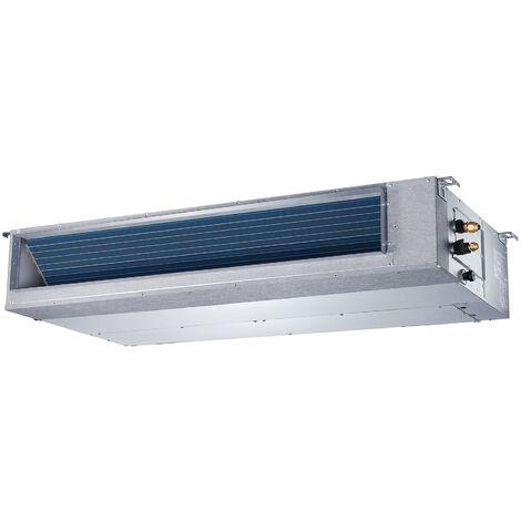 Aire acondicionado split conducto Inverter bomba de calor A++/A+ gas R32 MUCR-48-H9T de 12100 frigorias