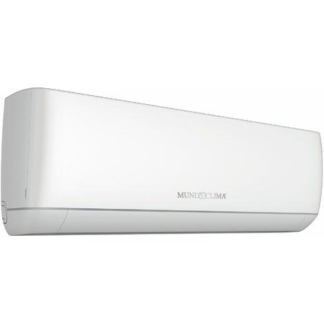 Aire acondicionado split de pared Inverter bomba de calor A++/A+ gas R32 MUPR-25-H8A de 6192 frigorias