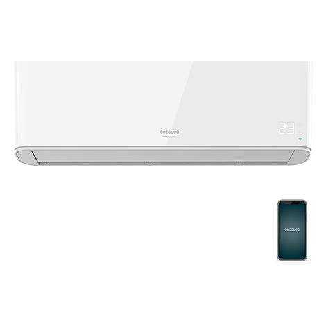 Aire acondicionado split energysilence 12000 air clima connected cecotec