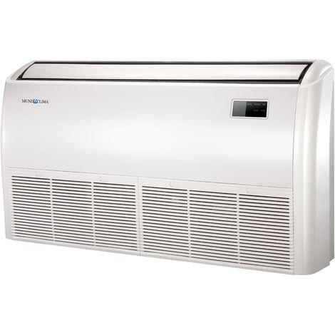 Aire acondicionado split suelo/techo Inverter bomba de calor A++/A+ gas R32 MUSTR-24-H9 de 6046 frigorias