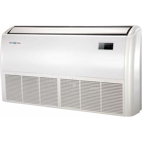 Aire acondicionado split suelo/techo Inverter bomba de calor A++/A+ gas R32 MUSTR-36-H9 de 9065 frigorias