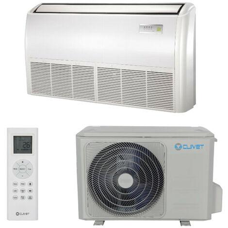 Aire acondicionado, techo y pared Clivet 7KW 6000 frigorias R32