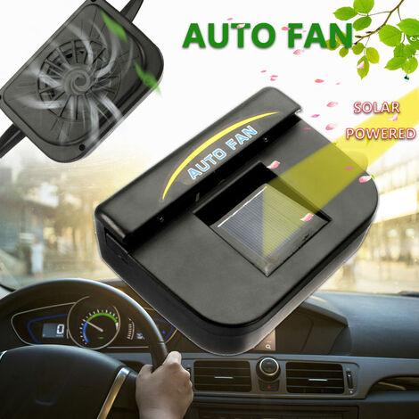Aire acondicionado universal Aireador Ventilador Ventilación de aire Solar Interior Auto
