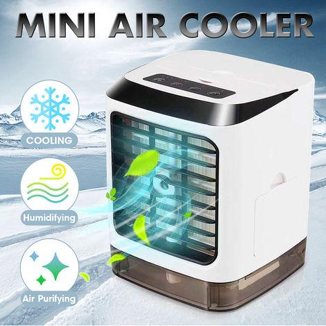 Aire acondicionado Ventilador de aire Humidificador de aire acondicionado Refrigerador portátil
