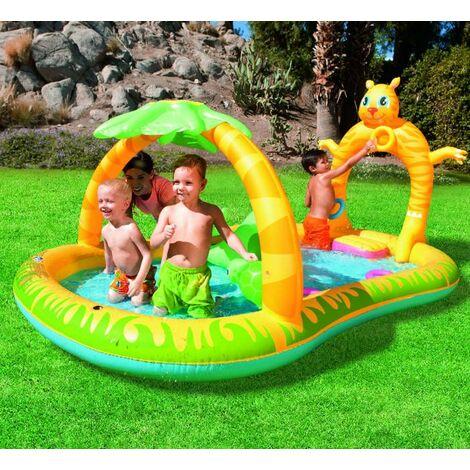 Aire de jeu gonflable Bestway Jungle Safari