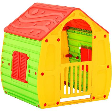 Aire de jeu pour enfants 102x90x109 cm